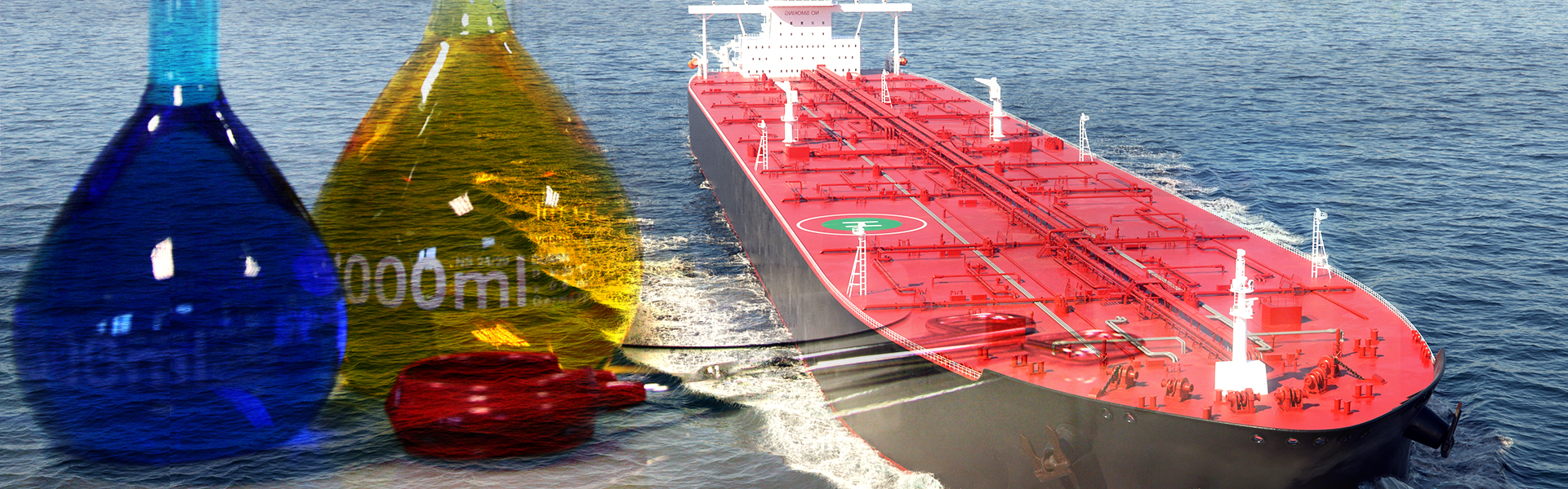 global offer of services and laboratory analysis proposing a wide variety of solutions for the refining and maritime transport sector Bunkering